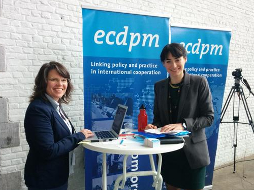 European-Development-Days-2015-ECDPM